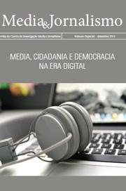 Revista Media & Jornalismo 2015