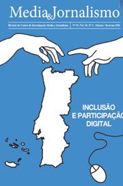 Revista Media & Jornalismo 19